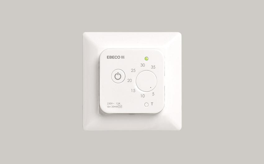 Termostat za talno ogrevanje Ebeco EB-Therm 30