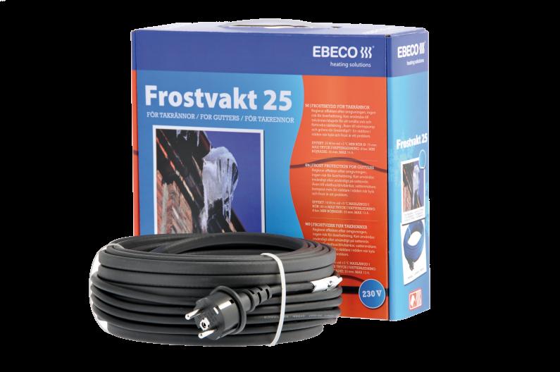 Grelni kabel Ebeco Frostvakt 25